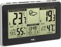 TFA Mondo 35.1151.01 Rádiójel vezérlésű digitális időjárásjelző állomás Előrejelzés 1 napos (35.1151.01) TFA