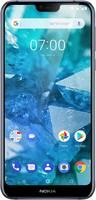 Nokia 7.1 Blau 32 GB 5.84 coll (14.8 cm) Dual-SIM Android™ 8.1 Oreo 12 MPix, 5 MPix Kék Nokia