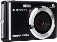 AgfaPhoto DC5200 Digitális kamera 21 MPix Fekete, Ezüst AgfaPhoto