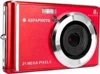 AgfaPhoto DC5200 Digitális kamera 21 MPix Piros, Ezüst AgfaPhoto