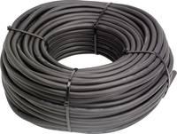 as - Schwabe 10036 Villanyszerelési kábel H07RN-F Fekete 50 m as - Schwabe