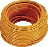 as - Schwabe 59350 Villanyszerelési kábel H07BQ-F 3 x 1.5 mm² Narancs 50 m as - Schwabe