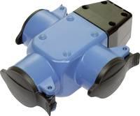as - Schwabe 60057 Védőérintkezős alj 230 V Kék IP44 (60057) as - Schwabe