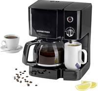 Kávé-/teafőző GourmetMaxx 03589 Fekete GourmetMaxx