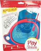 Grafikus tábla lap Boogie Board Accessory Pack - Princess Dream (0819459011679) Boogie Board