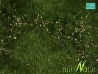 Terepszőnyeg Rét gyomnövénnyel Mininatur 734-22 S Mininatur