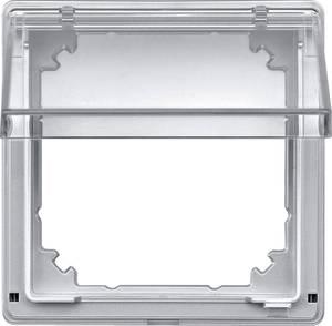 Merten Köztes keret Borítás Aquadesign Alumínium 516960 Merten