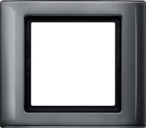 Merten Borítás ki-/váltókapcsoló Aquadesign Antracit 400114 Merten