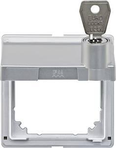 Merten Köztes keret Borítás Aquadesign Alumínium 516360 Merten