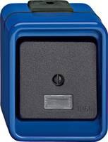 Merten ki-/váltókapcsoló Kék 370675 (370675) Merten