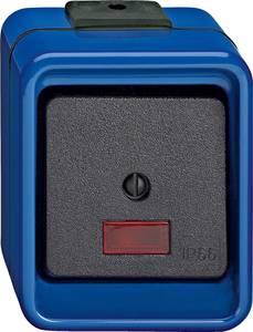 Merten Komplett Billenőkapcsoló Kék 375975 Merten