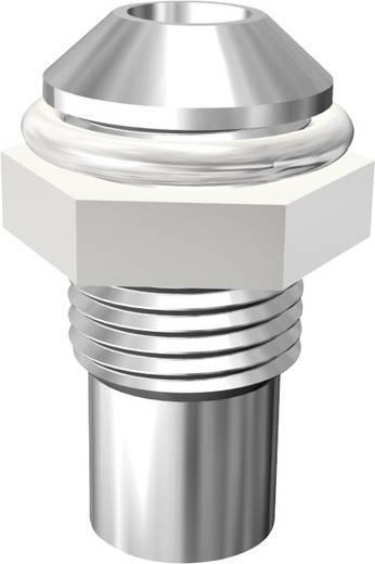 LED foglalat Fém Alkalmas 3 mm-es LED Csavaros