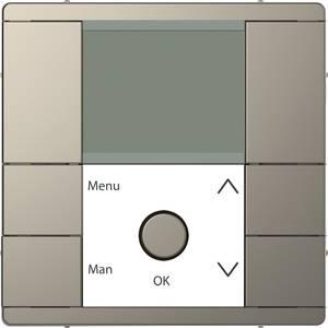Merten MEG5755-6050 Süllyesztett időkapcsoló óra Digitális Astro funkció, Véletlen kapcsolás funkció (MEG5755-6050) Merten