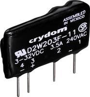 Elektronikus teljesítményrelé 2A Crydom