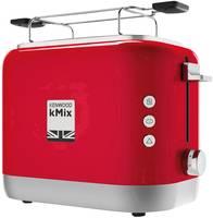 Kenwood Home Appliance TCX751RD Kenyérpirító 2 égő, Bagel funkcióval, Zsemle feltéttel Piros (0W23011056) Kenwood Home Appliance