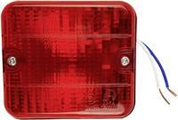 Berger & Schröter Halogén Ködzáró lámpa 12 V Piros (20217) Berger & Schröter