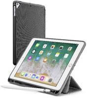 Cellularline BookCase iPad tok/táska Apple iPad 9.7 Fekete Cellularline