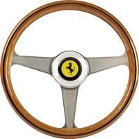 Thrustmaster Ferrari 250 GTO Vintage Wheel AddOn Kormány PC Fa, Szürke Thrustmaster