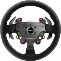 Thrustmaster TM Rally Wheel AddOn Sparco R383 Mod Kormány PlayStation 4, PlayStation 3, Xbox One, PC Karbon (4060085) Thrustmaster