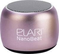Elari NanoBeat Bluetooth hangfal Kihangosító funkció Rózsaszín (ELNB1PNK)