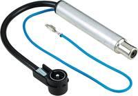 Hama Autó antenna adapter ISO 50 ohm Alkalmas (autómárka): Audi, Volkswagen, Seat Hama
