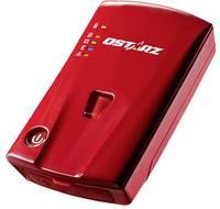 Qstarz BL-1000GT Standard GPS adatgyűjtő Piros (BL-1000GT Standard) Qstarz