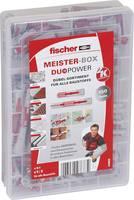 Fischer 540096 Master Box DUOPOWER rövid / hosszú (150) Tartalom 1 db Fischer
