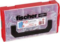 Tipli doboz   rövid / hosszú (210) Tartalom 1 db 2f. Szállítás tartalma 80x DUOPOWER 6x30, 40x DUOPOWER 6x50, 60x DUOPOWER 8x40, 30x DUOPOWER 8x65 Fischer 539867 FIXtainer  -DUOPOWER  Fischer