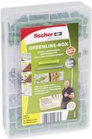 Fischer 531227 Master box zöldvonal SX + A2 csavar Tartalom 1 db Fischer