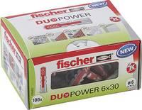 Fischer 2 komponensű tipli 30 mm 6 mm 535453 100 db (535453) Fischer
