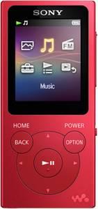 Sony NW-E393 MP4 lejátszó 4 GB Piros Sony