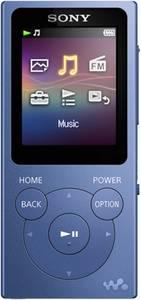 Sony NW-E393 MP4 lejátszó 4 GB Kék Sony