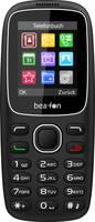 beafon C65 Mobiltelefon Fekete beafon