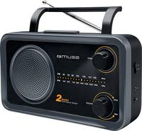 Muse M-06 DS N/A AUX Fekete Muse