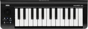 KORG microKEY2 Air 25 MIDI keyboard Fekete Mini gombok KORG
