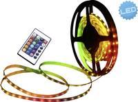 Naeve 5119661 LED csík teljes készlet EEK: LED Dugóval 12 V 500 cm RGB (5119661) Naeve