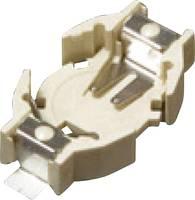 Gombelemtartó 1 357, LR 44 Vízszintes, Felületi SMD szerelés (H x Sz x Ma) 23.6 x 12 x 7.55 mm Takachi SMTU357 (SMTU357) Takachi
