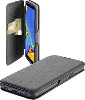 Cellularline BOOKCLUGALA72018K Booklet Galaxy A7 Fekete Cellularline