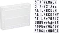 Grundig 10539 Fénydoboz LED Melegfehér Fehér Grundig