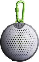 Boompods Aquablaster Bluetooth hangfal Kihangosító funkció, Ütésálló Szürke, Zöld (ABGRN) Boompods