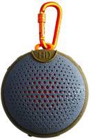 Boompods Aquablaster Bluetooth hangfal Kihangosító funkció, Ütésálló Zöld, Narancs (ABORA) Boompods