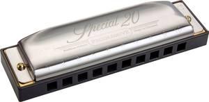 Hohner Szájharmónika Special 20 Progressive A (HOM560107) Hohner