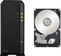 Synology DiskStation DS118 NAS szerver 4 TB 1 rekesz DS118-4TB Synology