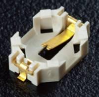 Gombelemtartó 1 364 Vízszintes, Felületi SMD szerelés (H x Sz x Ma) 10.8 x 6.7 x 2.8 mm Takachi PB621 (PB621) Takachi