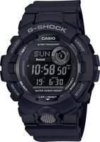 Casio Elektronikus Karóra GBD-800-1BER (H x Sz x Ma) 15.5 x 48.6 x 54.1 mm Fekete Ház anyaga=Műgyanta Anyag (karpánt)=Mű Casio
