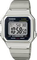 Casio Kvarc Karóra B650WD-1AEF (H x Sz x Ma) 43.1 x 41.2 x 10.5 mm Ezüst Ház anyaga=Műgyanta Anyag (karpánt)=Nemesacél Casio