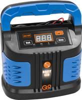 Guede GAB 12V/6V-10A Boost 85142 Automatikus töltő, Akkufelügyelet, Autós töltőkészülék, Töltési feszültség gyorsító, Gy Guede