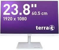 Terra LED 2464W LED monitor (felújított) 60.5 cm (23.8 coll) EEK A+ (A++ - E) 1920 x 1080 pixel Full HD 5 ms Audio-Line Terra