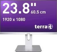 Terra LED 2462W PV LED monitor (felújított) 60.5 cm (23.8 coll) EEK A+ (A+ - F) 1920 x 1080 pixel Full HD 4 ms Audio-Lin Terra