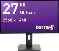Terra LED 2766W PV LED monitor (felújított) 68.6 cm (27 coll) EEK A+ (A++ - E) 2560 x 1440 pixel UWQHD 5 ms Audio-Line b Terra
